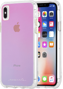 3fdc2bfaa799 Case-Mate Apple iPhone XS Max Tough - Iridescent