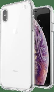 10dfa7582ea3 Speck Apple iPhone XS Max Presidio STAY CLEAR - Clear