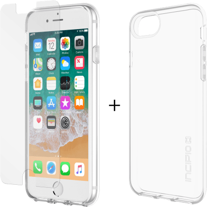 new arrival 06976 30d43 Incipio Apple iPhone 8/7 Protection Pack