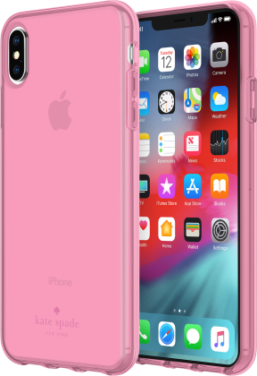 55debe9cc6bd Kate Spade Apple iPhone XS Max Flexible from Xfinity Mobile in Pink