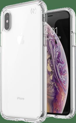 new york 7d553 f0446 Speck Apple iPhone XS/X Presidio STAY CLEAR