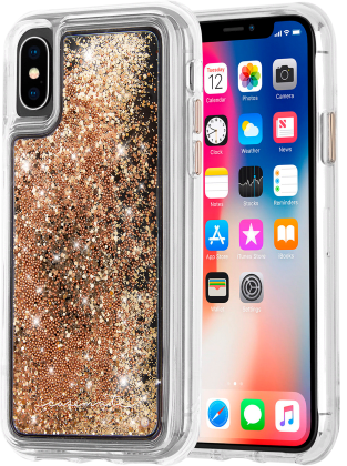 best service 70aab abd45 Case-Mate Apple iPhone XS/X Waterfall