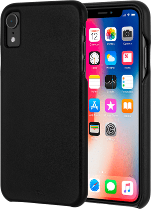 iphone xr apple leather case